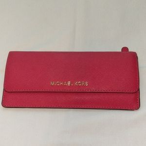 Michael Kors Thin Leather Wallet